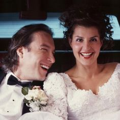My big fat greek wedding...I just Never get sick of watching this one because it's so sweet