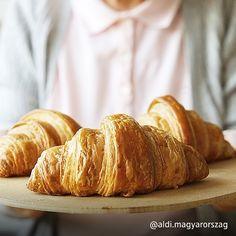 Kövess minket az Instagramon is. @aldi.magyarorszag Croissant, Bread, Instagram, Food, France, Brot, Essen, Crescent Roll, Baking