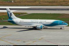 JY-RFF Royal Falcon Boeing 737-4K5