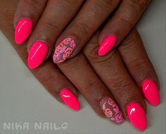 Diy Nail Designs, Colorful Nail Designs, Sparkly Nails, Pink Nails, Solid Color Nails, Nail Colors, Classy Nails, Trendy Nails, Perfect Nails