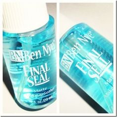 Spray a heavy-duty fixative to protect your makeup.