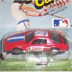 Minnesota Twins 1983 Corgi MLB Diecast 1/64 Scale Pontiac Firebird Baseball Trading Car Team Collectible by MLB  $23.39