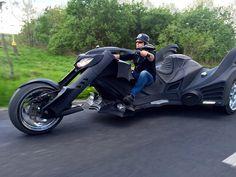 Batmobile Trike Motorcycle