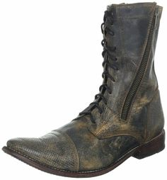 Amazon.com: BED:STU Women's Tabor Motorcycle Boot: Shoes