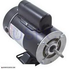 AOS Motor 48FR 1.0 HP 2 SPD 115v