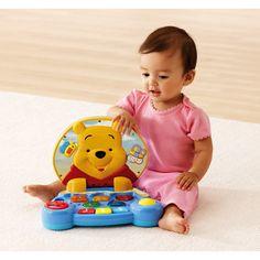 Winnie the Pooh VTech Laptop - Walmart.com $18