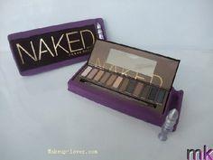 Naked Eyeshadow 12 Color