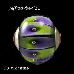 Jeff Barber bead