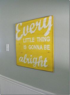 want it in blue .. could do with yellow for a bright cheeriness to the room.