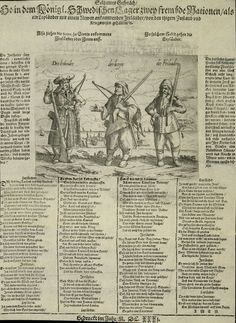 Alternate 1631 Stettin Print