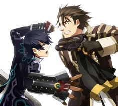 tales+of+xillia+jude+anime   Anime, Fist, Fighting, Gauntlets, Black Gloves, Tales of Xillia, Jude ...