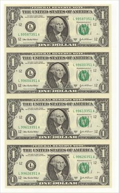 8 Best Images of Printable Phony Money - Printable Fake Money Template, Printable Fake Money Dollar and Free Printable Play Money Fake Dollar Bill, One Dollar, Cosas American Girl, Templates Printable Free, Free Printables, Certificate Templates, Fake Money Printable, Play Money Template, Bill Template