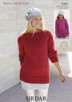 Quick sweater