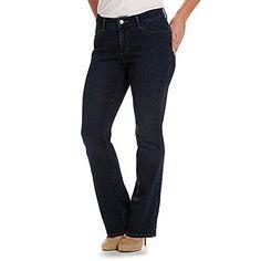 LEE Women's Plus Emma Easy Fit Bootcut Jeans