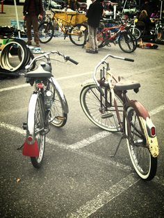 PHOTOGRAPH VINTAGE BIKES by shellseye on Etsy, $7.50