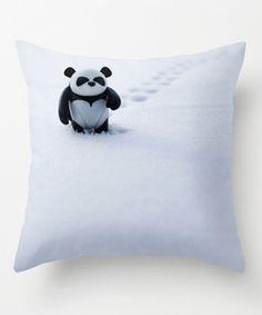 """Zeke the Zen Panda """"Not all pandas who wander are lost."""" Love it."""