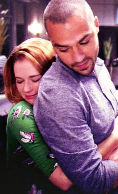 Japril - Greys Anatomy - April Kepner - Jackson Avery - Sarah Drew - Jesse Williams