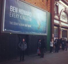 Ben Howard on New Advertisement, Ben Howard, Debut Album, Singers, Broadway Shows, Twitter, Singer