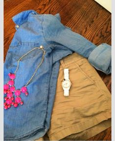 Cute summer/spring day outfit