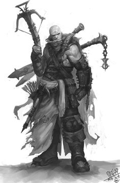 Tagged with art, drawings, fantasy, roleplay, dungeons and dragons; Fantasy Warrior, Fantasy Rpg, Medieval Fantasy, Dark Fantasy, Dungeons And Dragons Characters, Dnd Characters, Fantasy Characters, Character Concept, Character Art