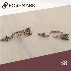 Free People Earring Two arrow earrings Free People Jewelry Earrings