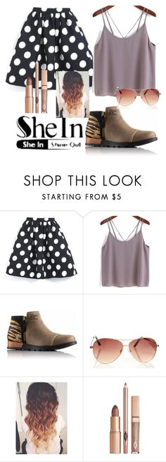 """""""Untitled #498"""" by sara-bitch1 ❤ liked on Polyvore featuring SOREL"""
