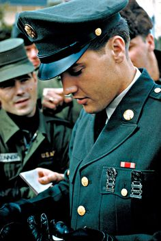 Elvis Presley (US Army)