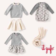 #ilgufoloveswool #fw14 #styletips #newborn #fashionkids #fashiongirls #fashionbaby #stylegirls #stylekids #stylebaby #babyfashion #ilgufo