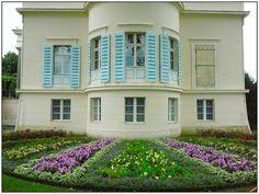 Schloss Charlottenhof - Schinkle