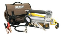"Viair 450P-Auto Portable Compressor For up to 37"" Tires - Overland Gear HQ"