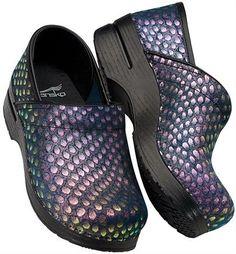 Nursing Shoes - Dansko Professional Tooled Clog