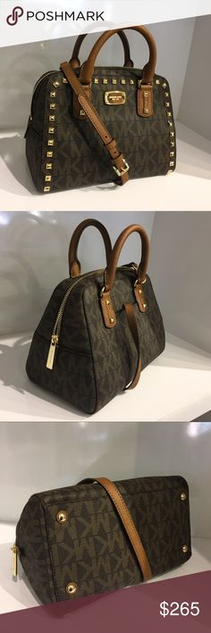 Michael Kors Purse 100% Authentic Michael Kors Hand Bag, brand new with tag! Michael Kors Bags Crossbody Bags