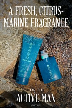 The perfect gift for your favorite guy, for a special occasion or just because. MK High Intensity Ocean™ Cologne Spray and limited-edition† MK High Intensity Ocean™ Hair and Body Wash will have him dreaming of summer days at the beach! | Mary Kay