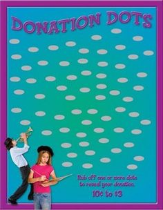 Donation Dots - Music & Art - Get over profit New Movies, Good Movies, School Fundraisers, Scratch Off, Get Over It, Are You The One, Musicals, At Least, Dots