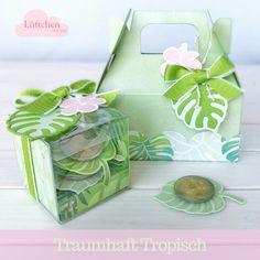 Lüftchen - Basteln mit Papier und Stempeln: Creating Kindness Blog Hop - packaging / Geschenk-Verpackung