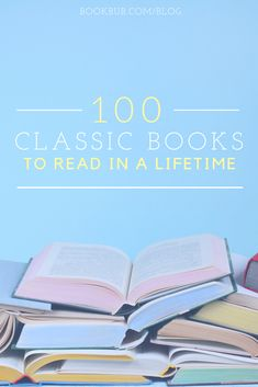 The 100 most important classics you MUST read in your life!