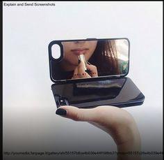 Cover Con Specchio