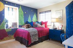 Castle Rock Bedroom | New Homes for Sale North Las Vegas