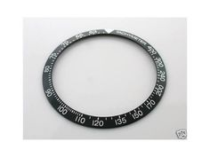 Other Watch Parts and Tools 180246: Bezel Insert For Tag Heuer Autavia Viceroy Chronograph 1163V BUY IT NOW ONLY: $76.95