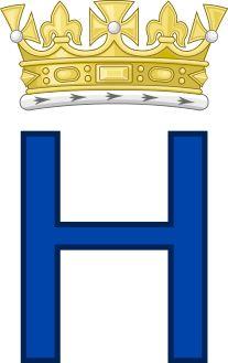 Royal Monogram of Prince Henry, Duke of Gloucester