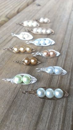 New Colors! Peas in a Pod