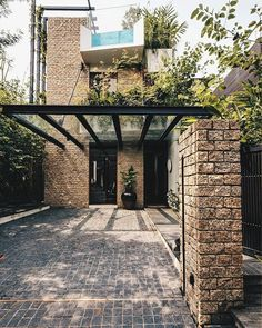 Check @designwanted | #allnetwork #allofarchitecture | Merryn Road 40A by Aamer Architect's