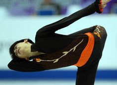 #Philippines' Michael Christian Martinez performs his free #skating in the men's event during the Four Continents #figureskating championships in Osaka on February 9, 2013. #Pinoypride