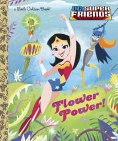 Introduce your young superhero fan to reading with this DC Super Friends Flower Power! book that has Batgirl and Wonder Woman teaming up to stop Poison Ivy. - Ships separately from the rest of your or