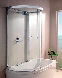 Shower Screens For Corner Baths wickes bath shower screens   bathroom   pinterest   shower bath