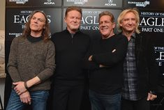 The Eagles Plot Tour in Support of New Documentary, 'History of ...