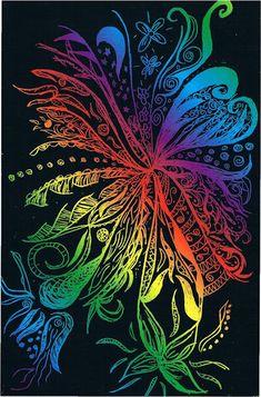 Znalezione obrazy dla zapytania cool patterns and designs Kratz Kunst, Crayon Days, Middle School Art Projects, Scratchboard Art, Scratch Art, A Level Art, Art Classroom, Chalk Art, Teaching Art