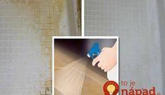 Neznášate drhnutie sprchové kúta? Vďaka tomuto lacnému receptu bude vyzerať ako nový aj po rokoch! Helpful Hints, Household, Shelves, Cleaning, Organization, Mirror, Furniture, Home Decor, Zero Waste