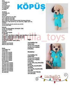 Good morning, and here is the user-friendly recipe. Be sure to label the items 🤗 L D M L L A Crochet Patterns Amigurumi, Amigurumi Doll, Crochet Toys, Crochet Baby, Stuffed Animals, Turtle Pattern, Knitted Animals, Bunny Toys, Freundlich