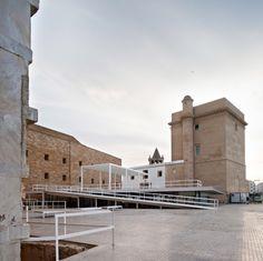 Entre Catedrales  Cádiz España / Alberto Campo Baeza